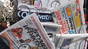 Ziarele ruseşti dau şanse egale lui Geoană şi Băsescu