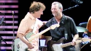 Eric Clapton si Steve Winwood vor concerta în România pe 11 iunie 2010