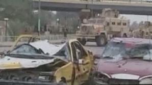 Autorităţile irakiene au acuzat membrii al-Qaeda pentru explozii