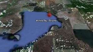 Cutremurul s-a petrecut la o adâncime de 10 kilometri.