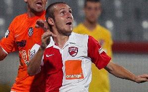 Moţi a înscris în propria poartă la Ploieşti, în Astra - Dinamo 1-1