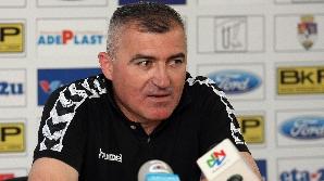 Grigoraş speră la un rezultat bun la Urziceni