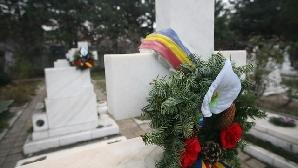 Revoluţionarii comemorează ziua de 21 decembrie