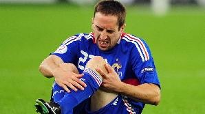 Dantura, punctul slab al lui Ribery