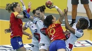 Spania a condus Franţa doar la începutul meciului, cu 1-0