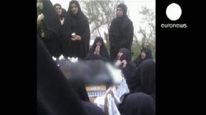Funeraliile Marelui Ayatollah Hossein Ali Montazeri/Foto: REALITATEA.NET