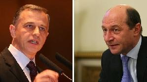 Mircea Geoană şi Traian Băsescu