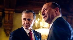 Mircea Geoană şi Traian Băsescu se bat pe moştenirea Timişoarei