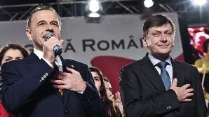 Mircea Geoană şi Crin Antonescu au fost de aceeaşi parte a baricadei