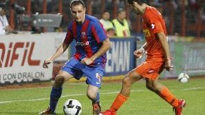 Contractul lui Golanski cu Steaua expiră în şase luni