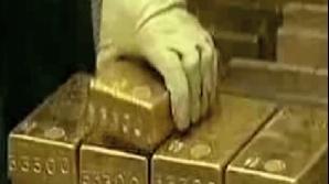 Investitorii în aur au câştigat în 2009