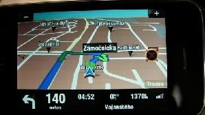 Softul permite vizualizarea de coordonate prin GPS