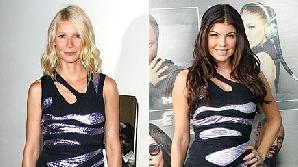 Gwyneth Paltrow si Fergie