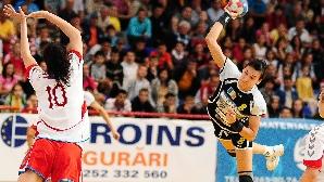 Cristina Neagu a fost cea mai bună marcatoare a României în meciul cu Norvegia