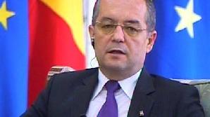 Boc este primul politician de după 1989 care obţine un al doilea mandat de premier