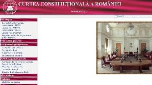 Curtea Constituţională a decis că Legea Educaţiei propusă de cabinetul Boc este neconstituţională