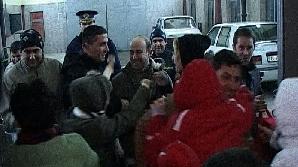 Şapte inculpaţi în dosarul armelor furate de la Ciorogârla au fost eliberaţi