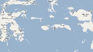 Seismul s-a produs în provincia Maluku.