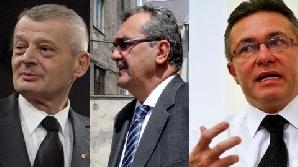 Cei trei au discutat despre conducerea PSD