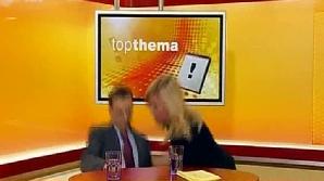 Un bărbat a leşinat în timpul unei emisiuni TV