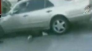Un şofer israelian a trecut de mai multe ori cu maşina peste un palestinian