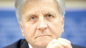 Jean-Claude Trichet, presedintele BCE/Foto: Bloomberg