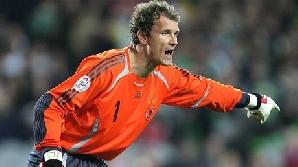 Jens Lehmann în timpul unui meci