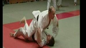 Vladimir Putin a fost prezent la un antrenament al echipei de judo