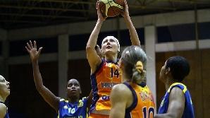 Ogorodnikova a fost cea mai bună jucătoare de la MCM Târgovişte