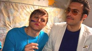 Mes Quins au debutat în 2008 sub forma unui duo synth-pop compus din chitaristul Ovidiu Chihaia şi Silviu Gherman