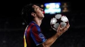 Messi a câştigat opt trofee în 2009