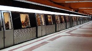 În noaptea de Revelion, metrourile vor circula la un interval de aproximativ 20 de minute
