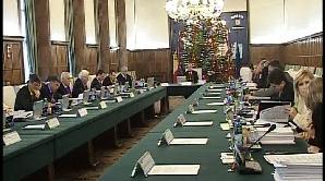 Guvernul îşi începe mandatul după depunerea jurământului la Cotroceni
