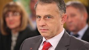Mircea Geoană vrea un guvern condus de Crin Antonescu