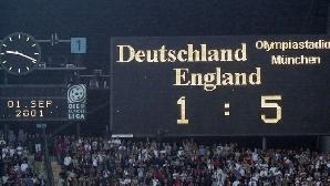 Nemţii au uitat repede de umilinţa cu Anglia, iar la CM 2002 au jucat finala