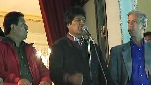 Alegerile din Bolivia au fost catalogate drept transparente