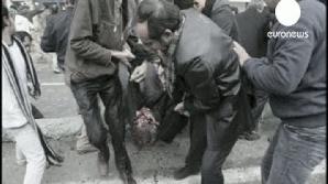 Forţele de ordine fac din ce în ce mai multe victime în Iran