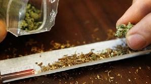 Ţigară cu marijuana