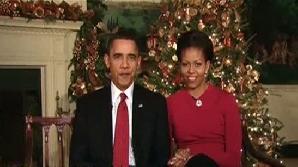 Mesajul Reginei a fost mai sobru decât al lui Obama.
