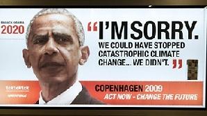 Barack Obama îmbătrânit
