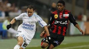 Olympique Marseille s-a impus clar în faţa celor de la Boulogne