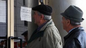 Pensionarii vor primi pensii mai mici