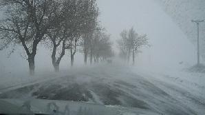 Poleiul a provocat mai multe tamponări în Braşov