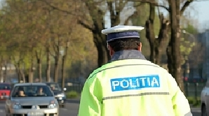 Poliţist în trafic