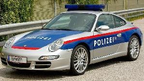 Poliţia austriacă are probleme cu românii