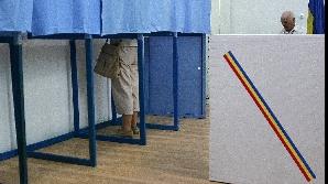Un tânăr din Săcele a fost reţinut după ce a încercat să voteze de două ori în aceeaşi secţie