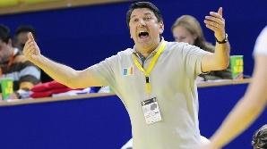 Radu Voina vrea să-şi menajeze jucătoarele, pentru marile confruntări de săptămânile următoare
