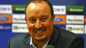 Rafael Benitez este încrezător înaintea