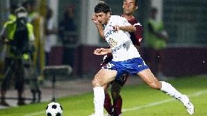 Gloria Bistriţa şi Rapid au încheiat la egalitate în ultima etapă a returului, scor 1-1