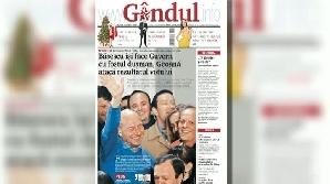 Ziarele scriu despre posibilele înţelegeri de pe scena politică